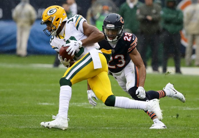 Fuller would be a big addition if released by the Bears.