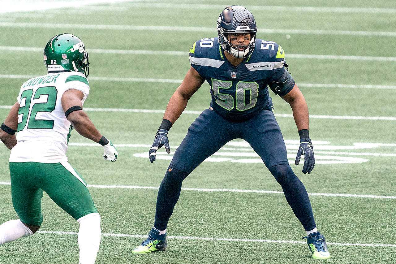 The Packers could use a veteran leader like KJ Wright in the middle of the defense.