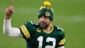 Rodgers is back