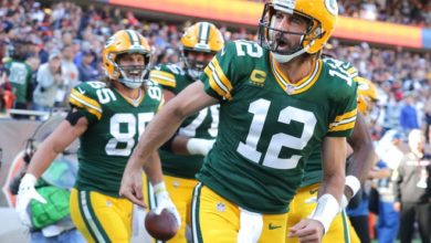 Aaron Rodgers Still Owns the Bears