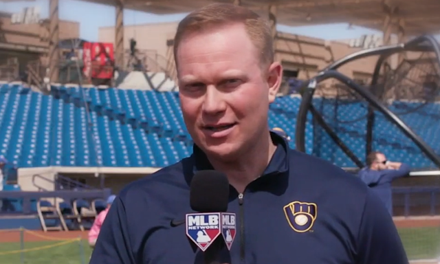 Brewers GM Interviewed by Mets